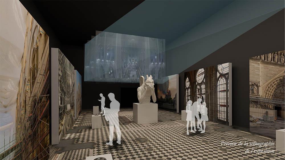 Exposition Universelle avec Sound 4 Museum