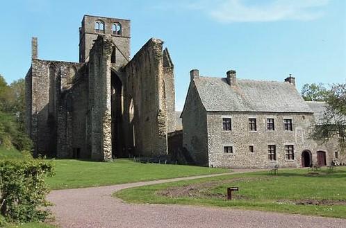 Abbaye de Hambye avec Sound 4 Museum