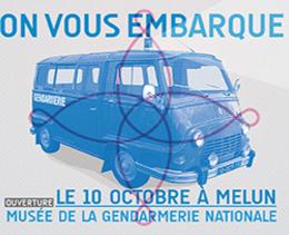 Musée de la Gendarmerie avec Sound 4 Museum