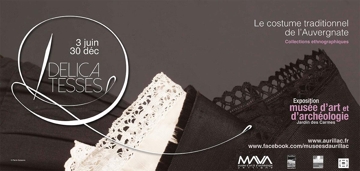 Musée d'Art et d'Archéologie d'Aurillac avec Sound 4 Museum