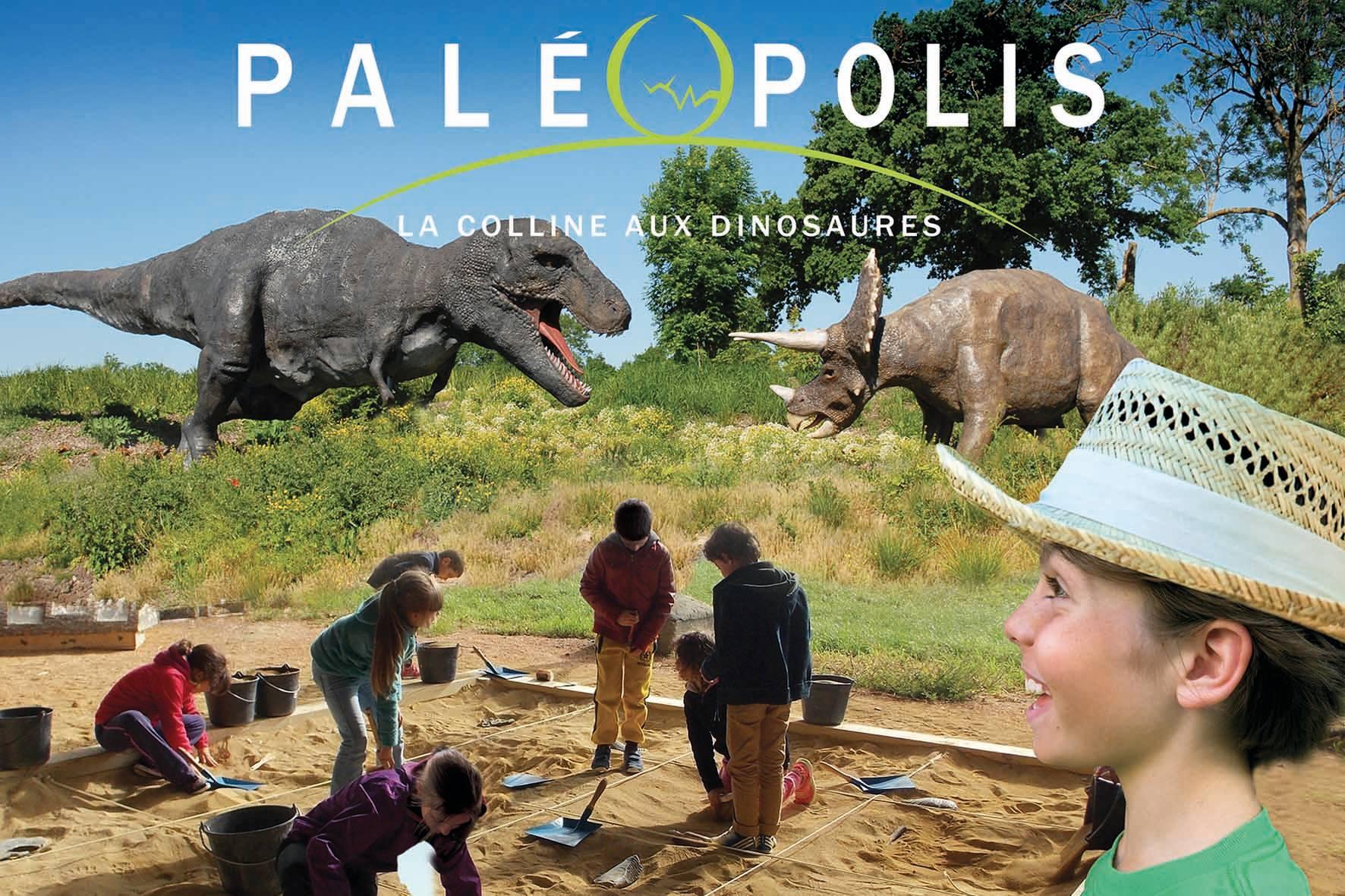 Paléopolis avec Sound 4 Museum